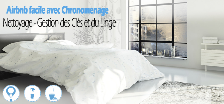 airbnb facile avec chronomenage blog chronomenage com. Black Bedroom Furniture Sets. Home Design Ideas